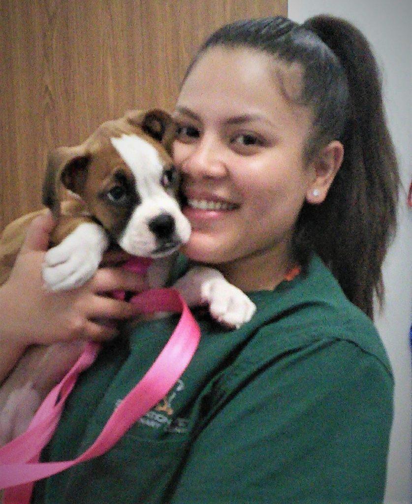 Vanessa, Veterinary Technician